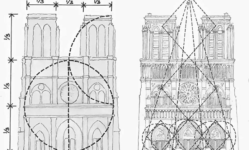 Анализируя строение, принцип ЗС можно видеть на нескольких участках