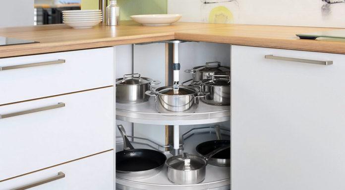 👪10 идей организации рабочей зоны на маленькой кухне