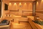 Собственная баня из пилёного соснового бруса – легко и доступно