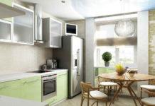5 популярных вариантов отделки кухни