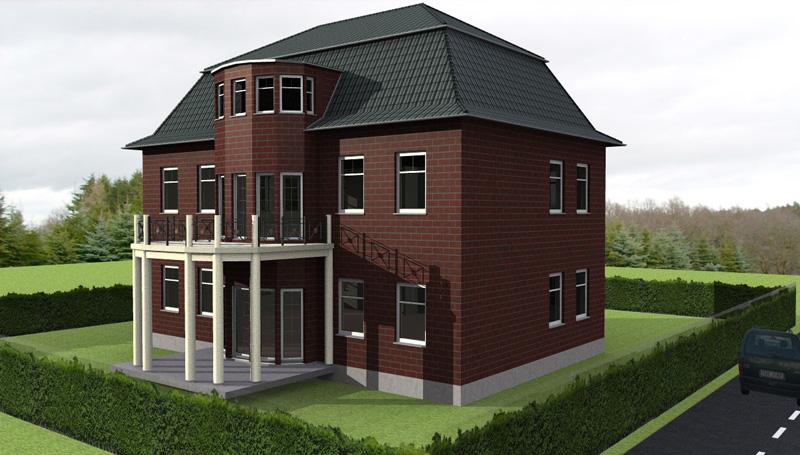 Программа для проектирования дома