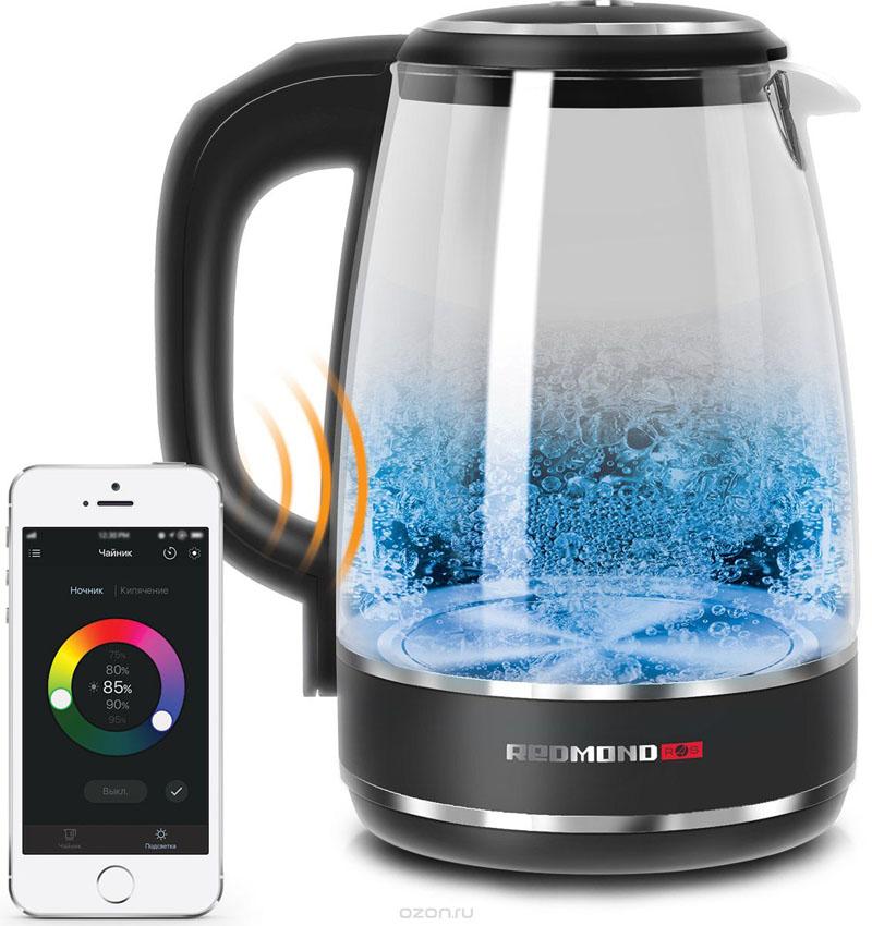 Многие компании-бренды имеют в своём ассортименте умные модели чайников