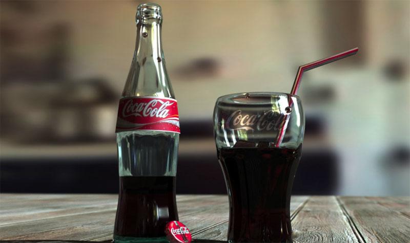 Кока-кола – универсальное домашнее средство для очистки