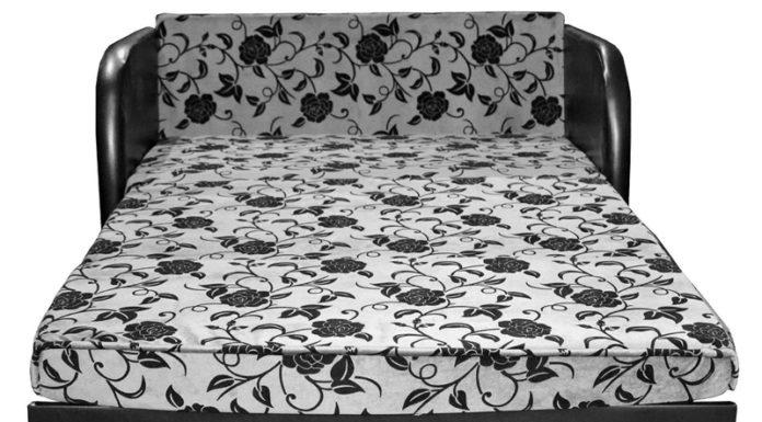 Профилактика сколиоза: выбираем диван-кровать с ортопедическим матрасом