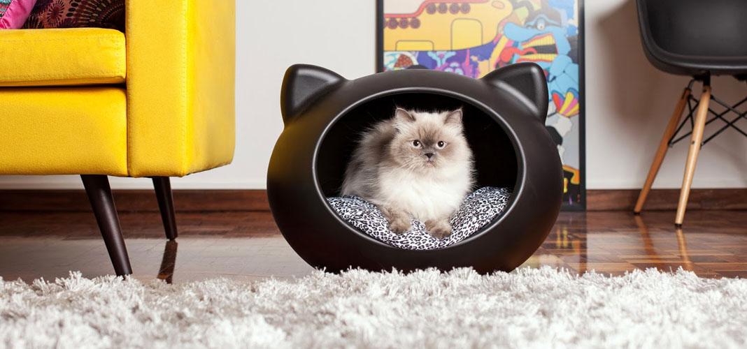 Домик для кошки своими руками: пошаговые инструкции