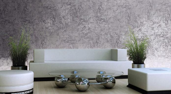 👷Фактурная краска для стен: станет ли она достойной заменой одноимённой штукатурки
