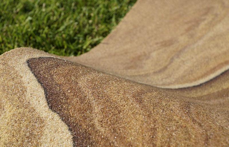 Гибкий камень практически не выделяет вредных соединений, кроме того, его текстура пожаробезопасна
