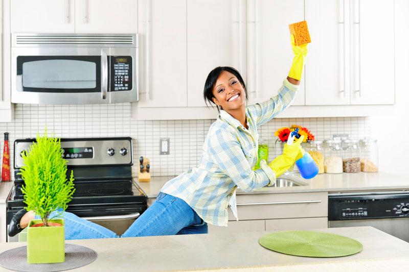 Как избавиться от бардака на кухне