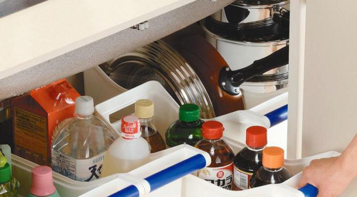 👌 Как за 15 минут избавиться от бардака на кухне и расставить всё как надо