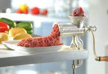 Как собрать ручную мясорубку пошагово