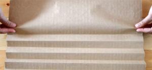 🖼Как сделать своими руками самое простое и недорогое украшение для окон: жалюзи из обоев