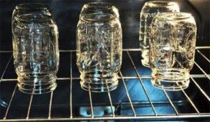 🍼 Как простерилизовать быстро и качественно пустые и полные банки в микроволновке