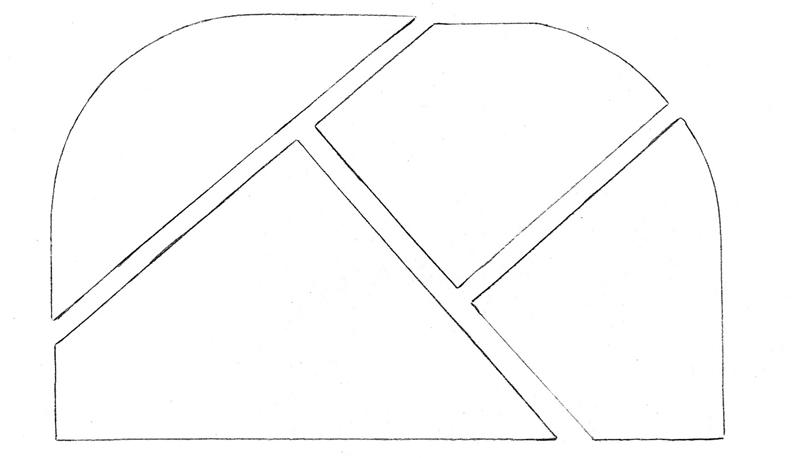 fd2d7b3c4fe9 ✂ Лоскутное шитье (пэчворк): схемы, шаблоны для начинающих