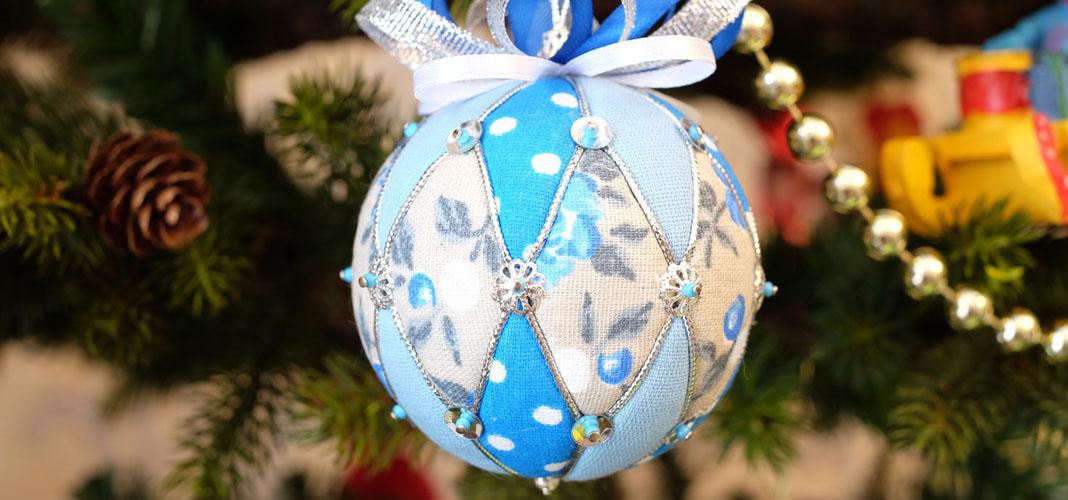 novogodnie-shary-svoimi-rukami Новогодние шары своими руками на 2019 год