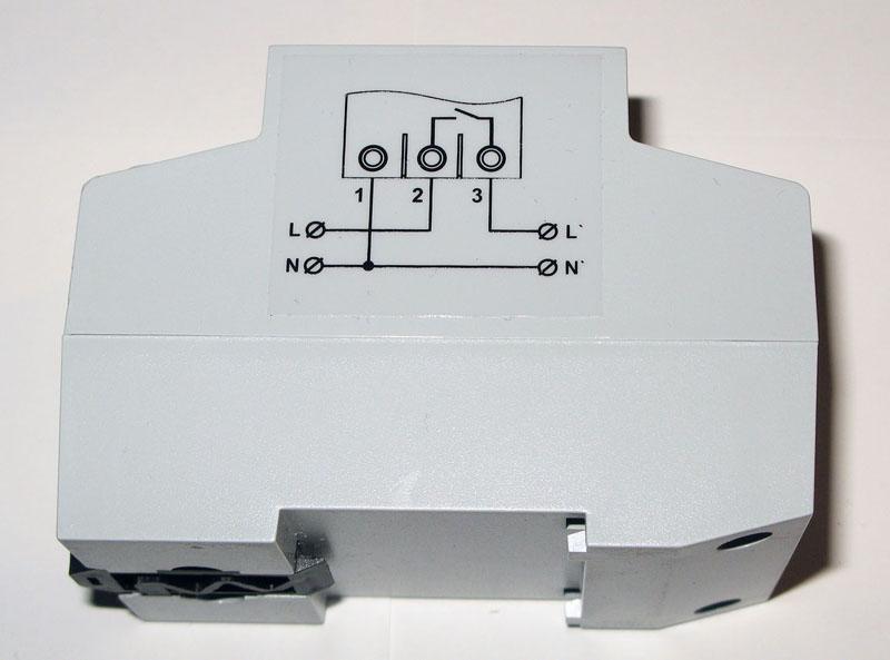 Однофазное РКН можно использовать и в трёхфазных схемах