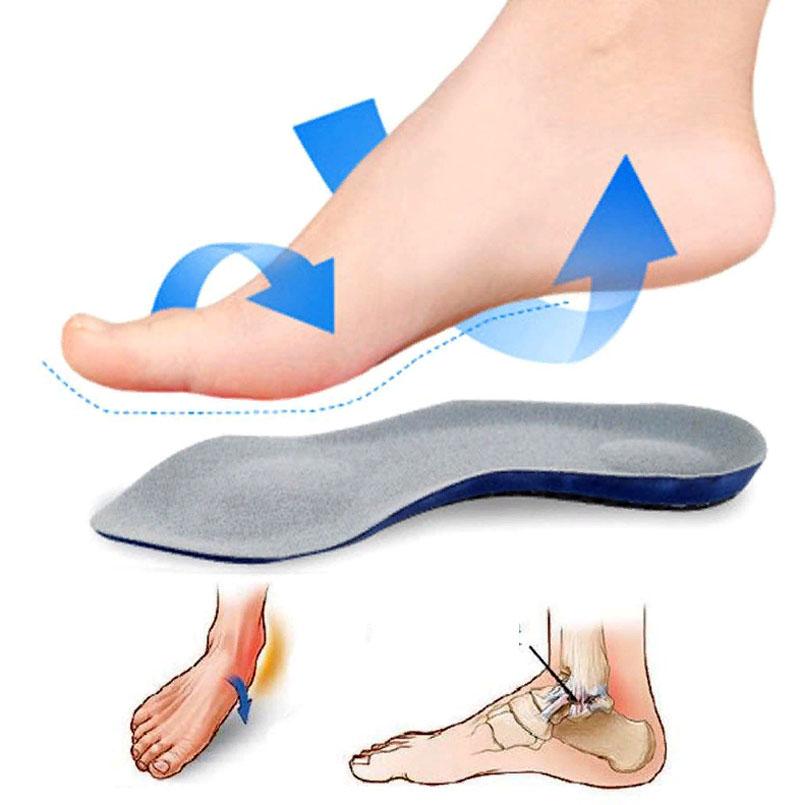 Стельки с подогревом обеспечат правильное кровообращение ступни и суставов