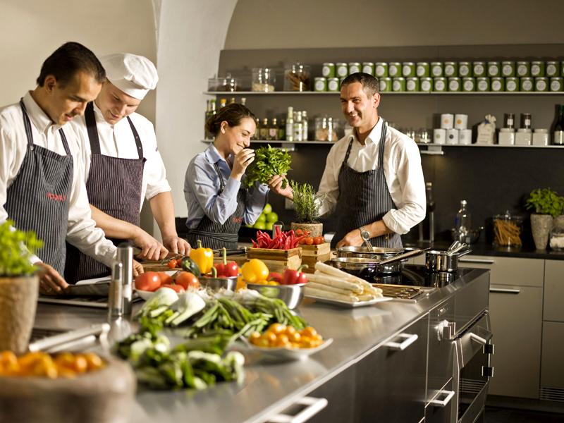 Результатом обучения станут новые шедевры на кухне
