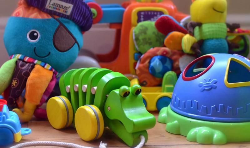 На третьем место среди «ходовых товаров» находятся игрушки