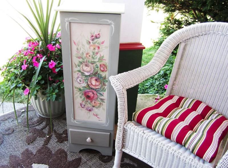 10 вариантов использования старой мебели
