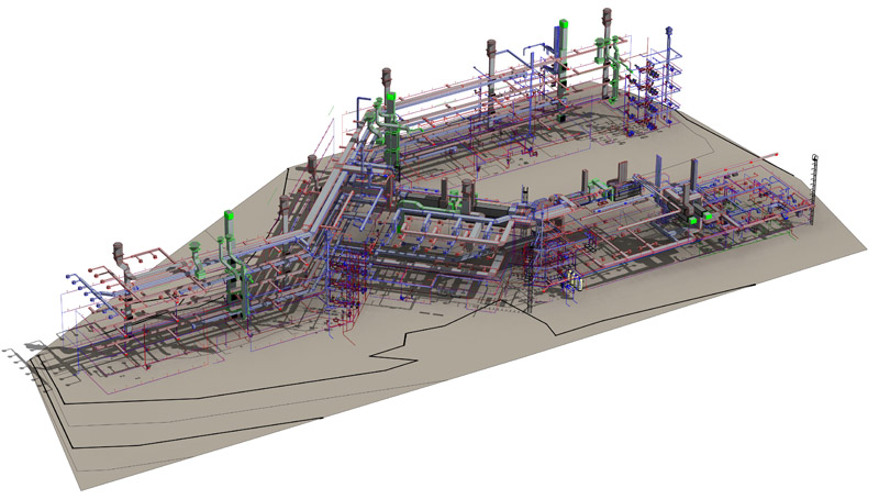 Модели БИМ позволяют заранее проверить жизнеспособность многих инженерных находок и решений, тем самым избежать лишних трат