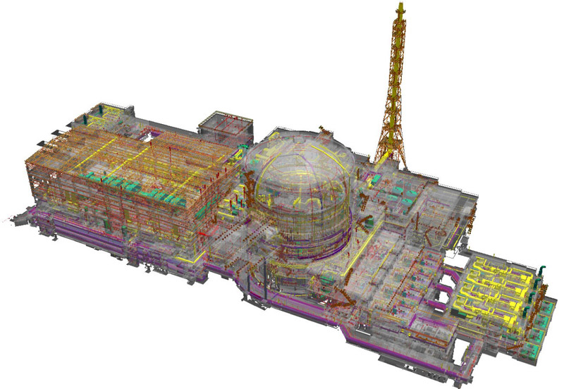 Последним удачным экспериментом в этой области было применение информационного проектирования при строительстве АЭС. Общая стоимость объекта снизилась почти на 2 млрд. рублей