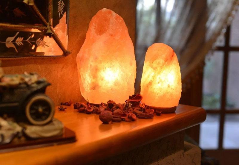 Соляная лечебная лампа – прекрасный способ профилактики простудных заболеваний