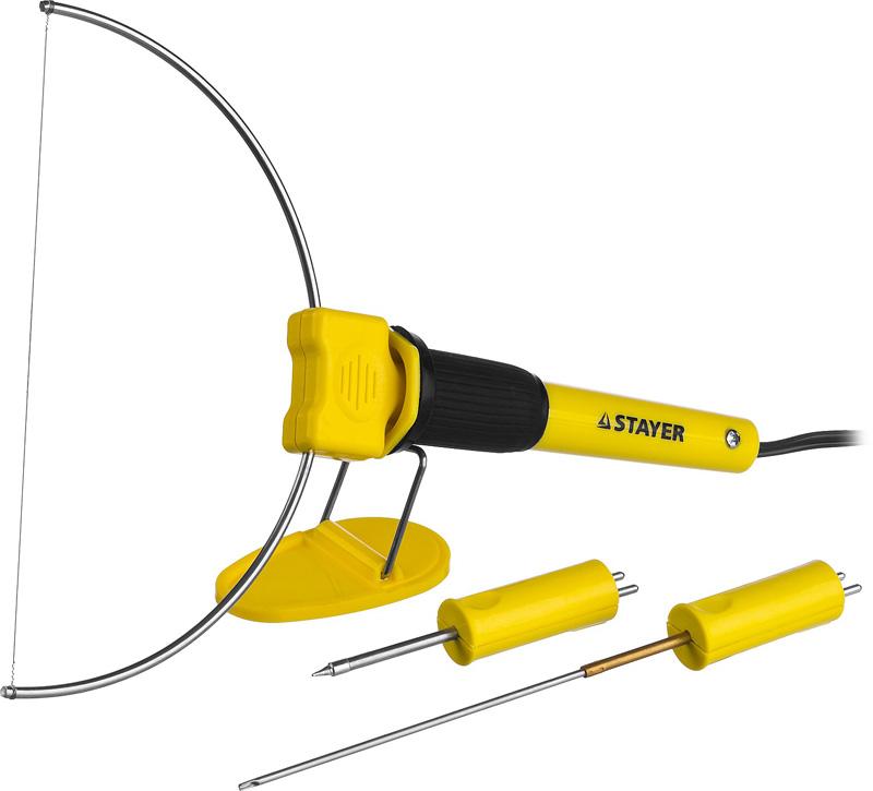 Специальный прибор для художественной резки пенопласта