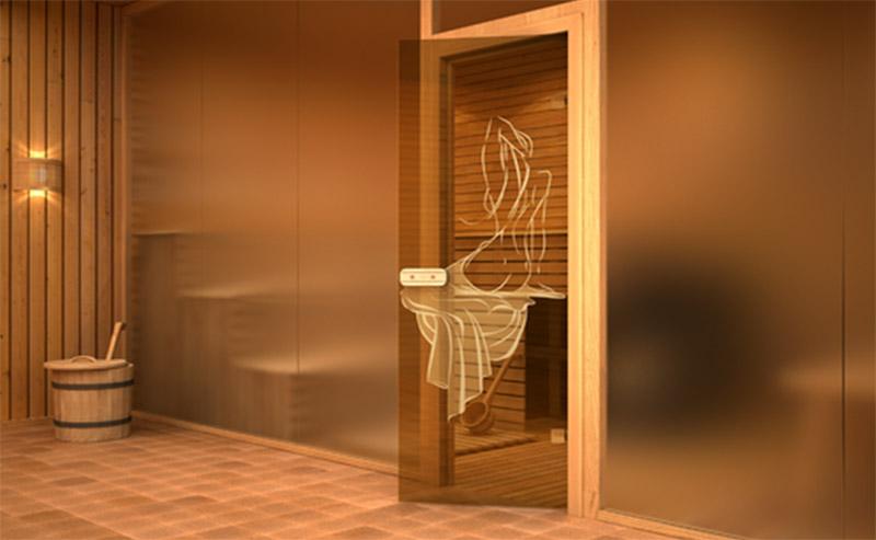 Такая стеклянная дверь «заберёт» почти полтора киловатта мощности