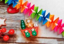 Гирлянды к Новому году своими руками: фото