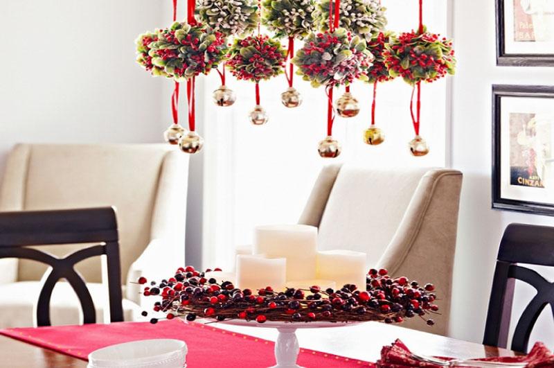 Покупной или самодельный декор — это неважно, главное, чтобы он не мешал перемещению по комнате