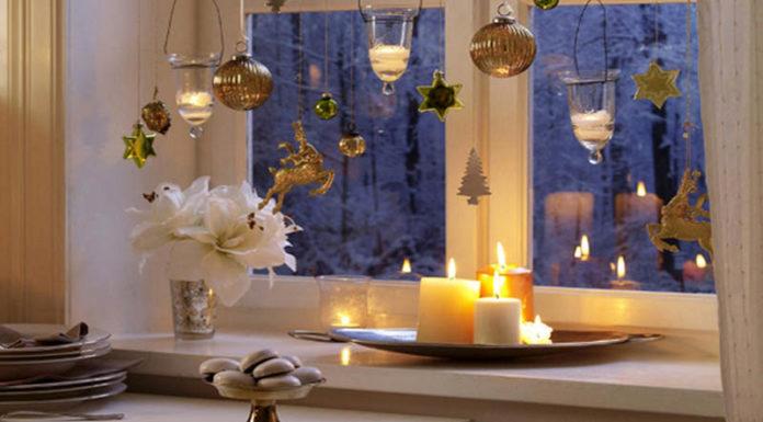 🎄 75 идей, как красиво украсить квартиру к Новому Году