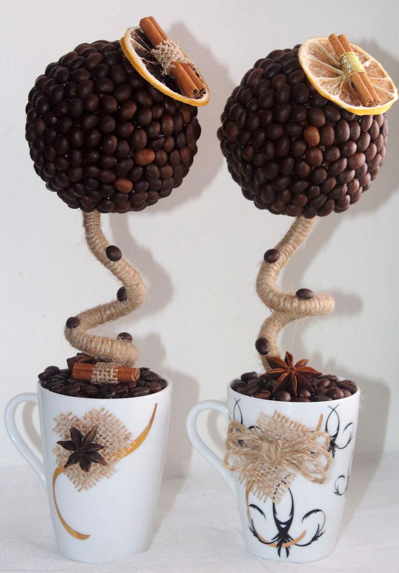 Как сделать кофейное дерево фото фото 484