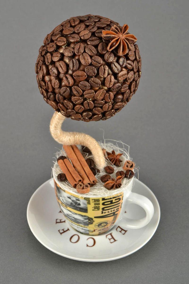 поздравление к подарку кофейное дерево солнца приводит движение