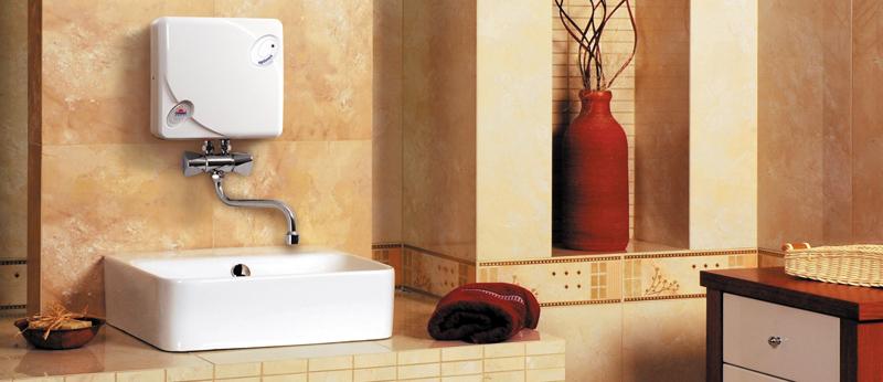 Проточный водонагреватель более эффективен