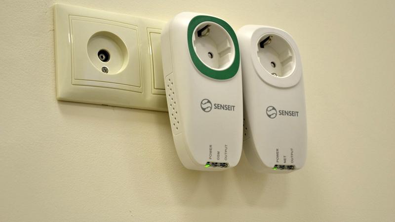 Умная розетка помогает контролировать энергопотребление