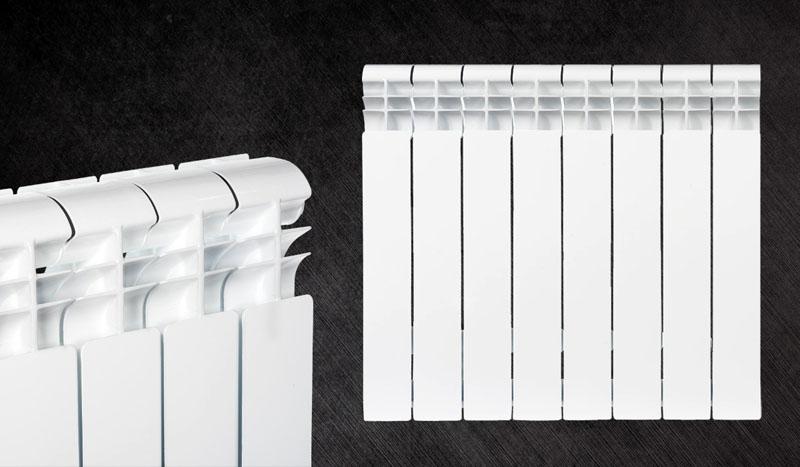 Литой алюминиевый радиатор дороже, но надёжней