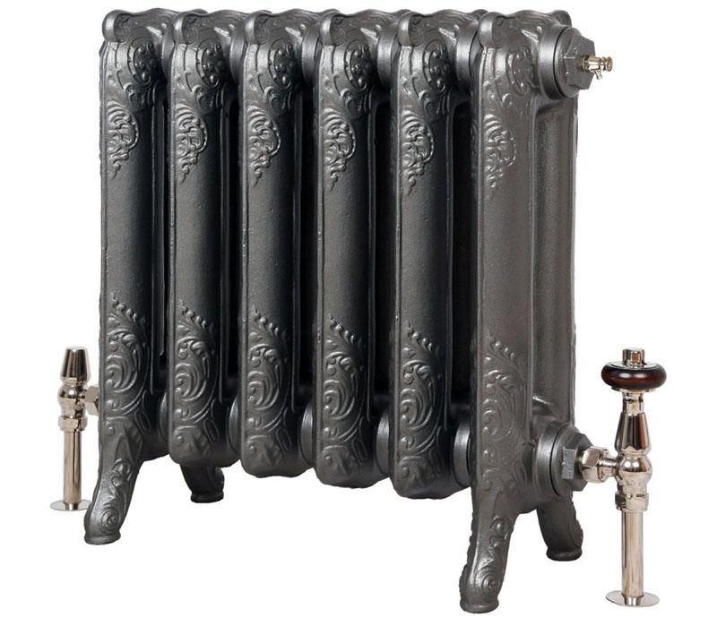 Чугунный радиатор сейчас — эксклюзивный и дизайнерский предмет интерьера