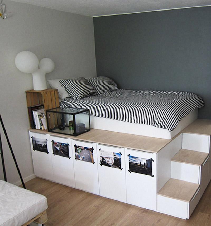 Ни один диван не может сравниться с отдыхом на кровати