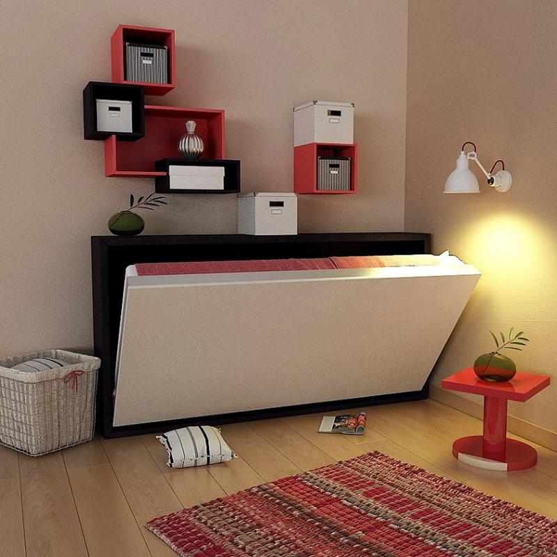 Неожиданные решения для однушки – кровать-комод: виды, модели, особенности