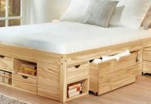 Кровать-комод в однушке