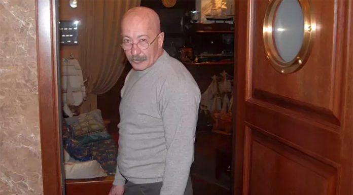 🎸 Необычная квартира Александра Розенбаума: фото интерьера певца