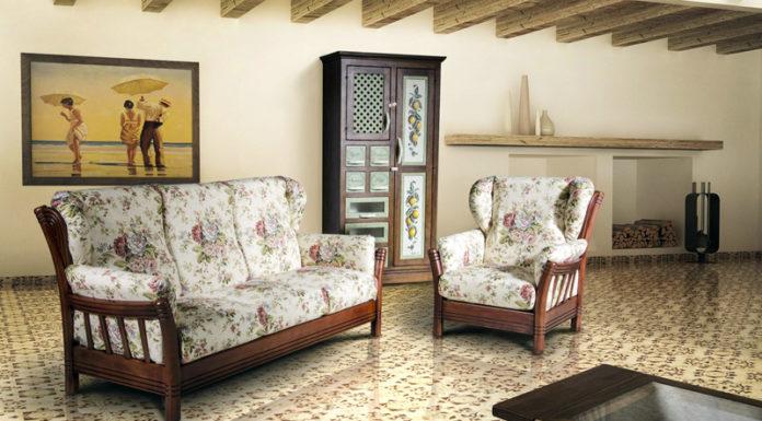 Простота и элегантность: уютная мебель в стиле прованс