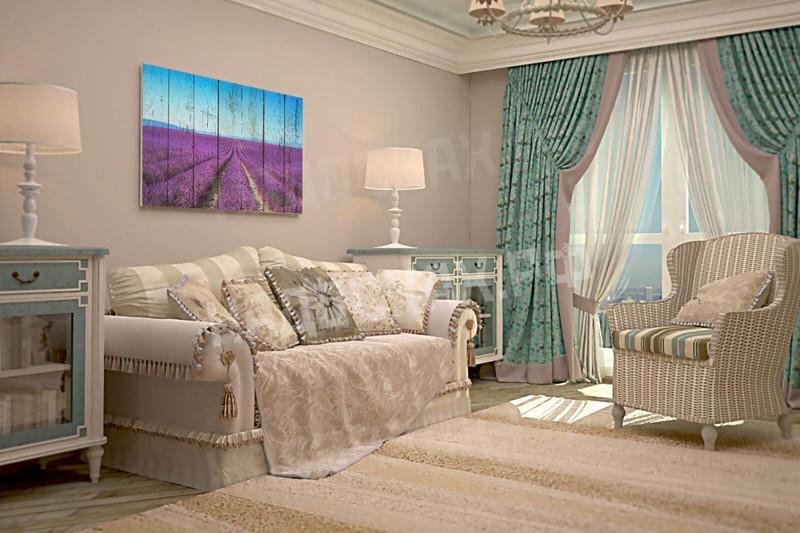 Обстановка должна получиться домашней и уютной, чтобы в комнате захотелось проводить всё своё свободное время
