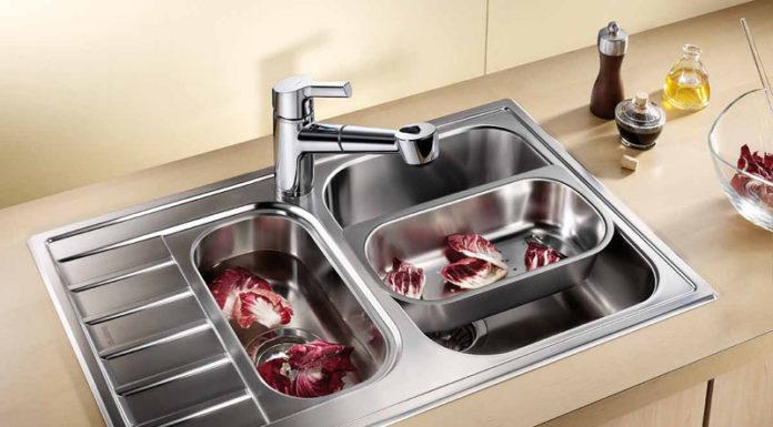 🚿 Мойки из нержавейки для кухни: все «за» и «против»