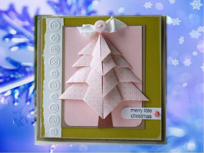 Проснись фото, открытки из оригами на новый год