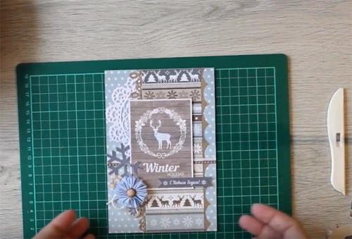 🌲 Удивительные идеи для создания вместе с детьми новогодних открыток своими руками
