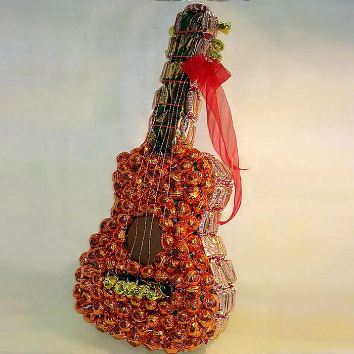 Размер гитары может быть любым
