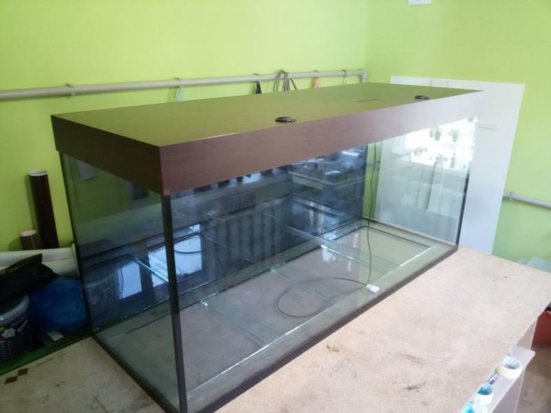 Изготовление аквариумов различной конструкции принесёт неплохой доход