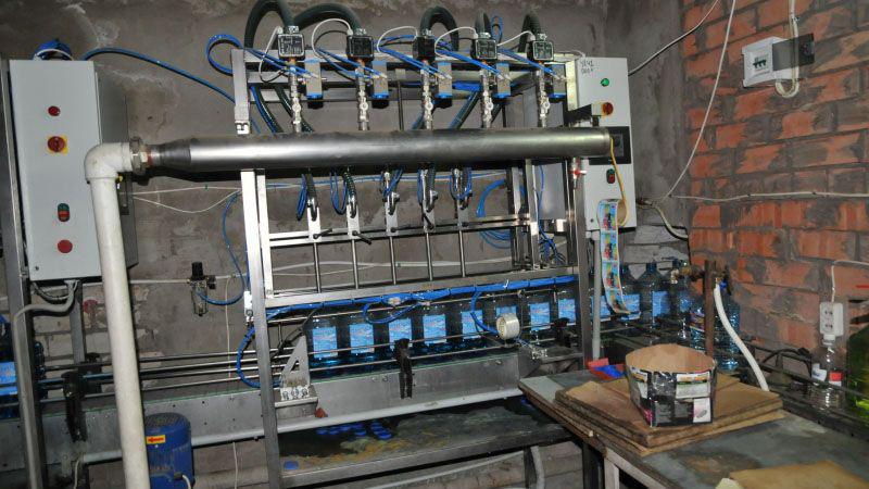 Линия по производству незамерзающей жидкости поместится в стандартном гараже