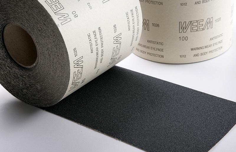 Наждачная бумага неизменно пользуется большим спросом
